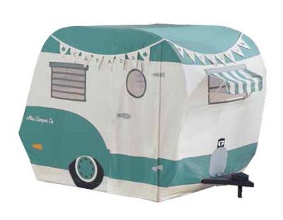 Mini Camper Play Home-Blue