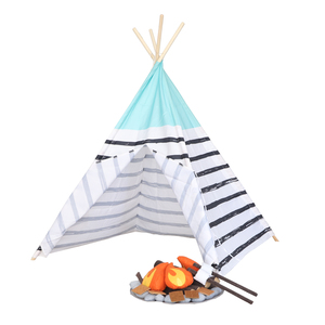 Blue Top Teepee