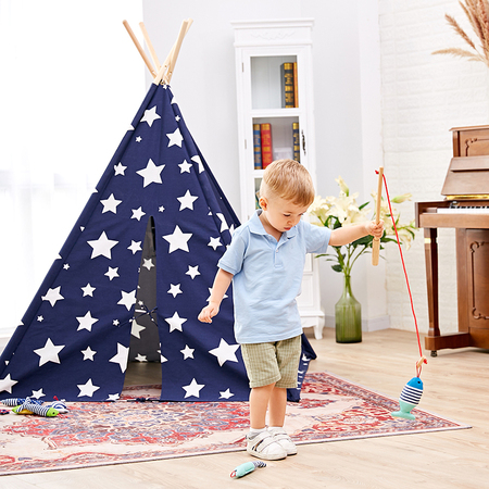 Glow in the Dark Teepee