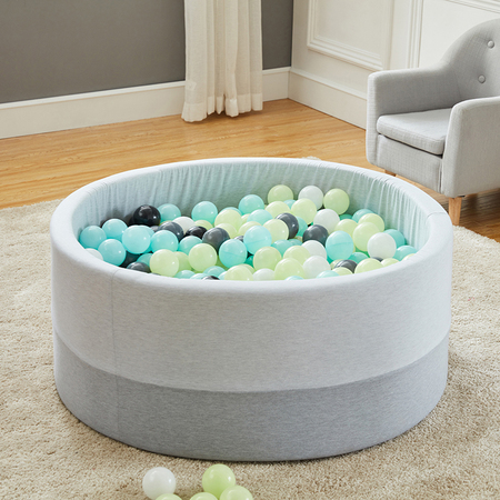 Jersey Foam Ball Pit